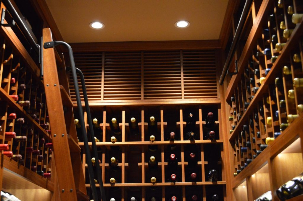 Wine-Cellar-Rolling-Ladder-1024x681