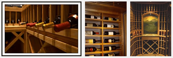 Custom Wine Racks - Wine Cellar Designs Houston