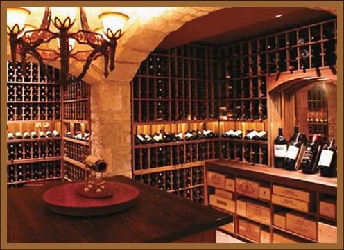 Texas wine cellars the importance of proper wine storage for Garage wine cellar