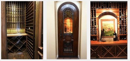 Wine Cellar Designs Houston