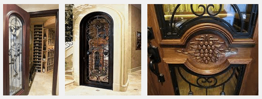 Wine Cellar Door - Wine Cellar Ideas