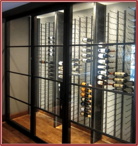 Home Custom Wine Cellars by Custom Wine Cellars Houston