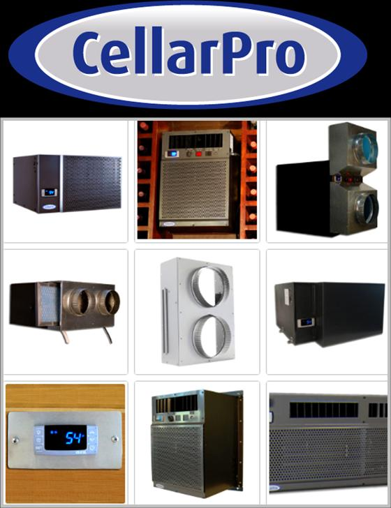 CellarPro Wine Refrigeration Systems