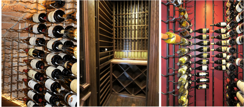 wine racks by Wine Cellar Specialists