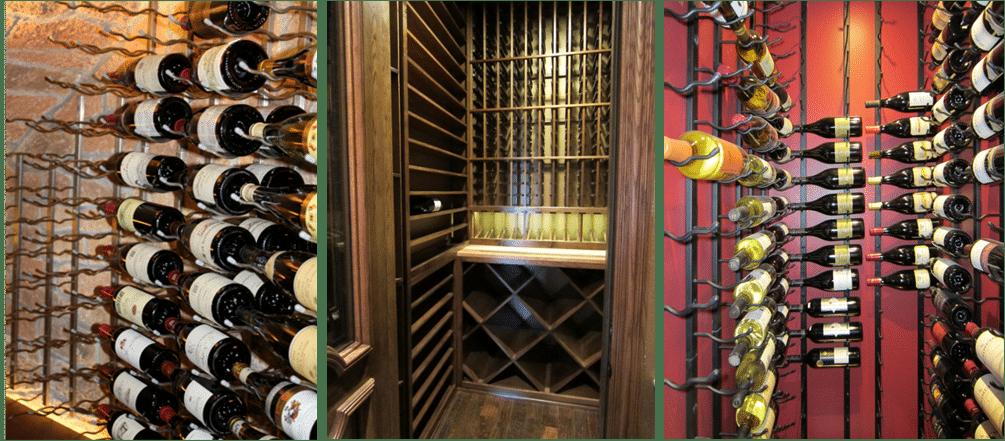 wine racks by Wine Cellar Specialists