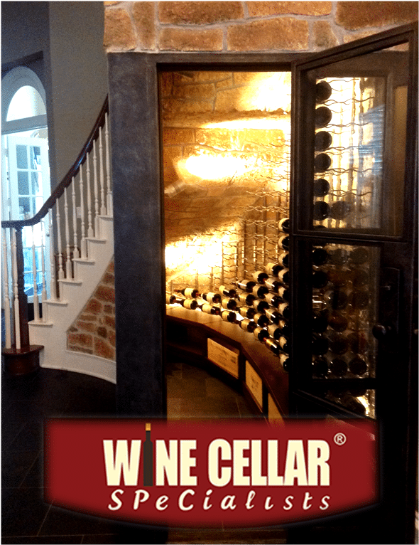 Let A Houston Texas Expert Create Your Cooled Wine Cellar