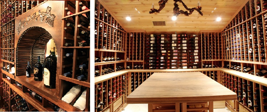 Residential Wine Cellar Builder
