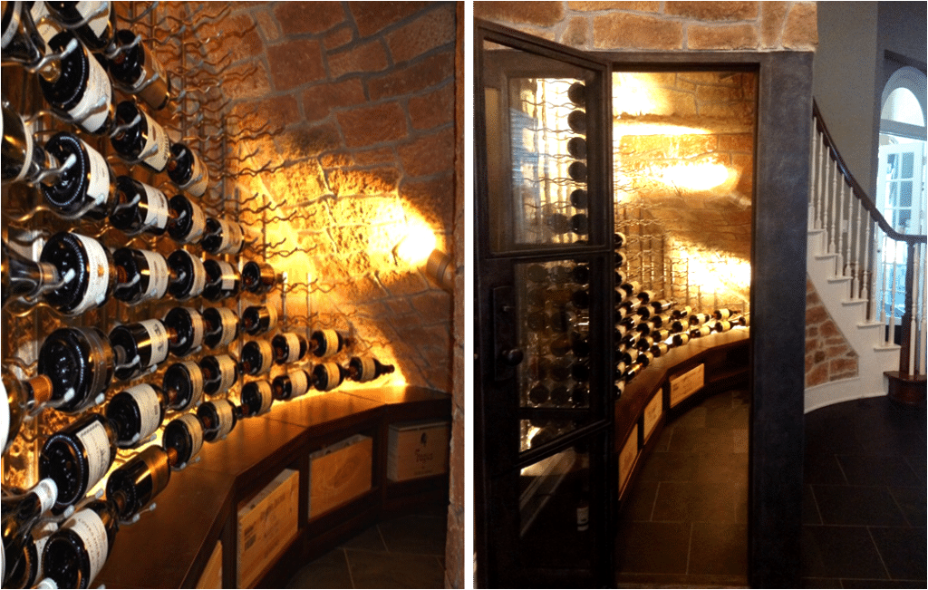 Meyer wine cellar