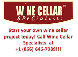 Wine Cellar Specialists Houston Texas