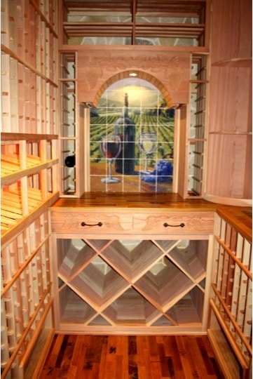 custom-racking-design-houston-home-wine-cellar-premium-redwood