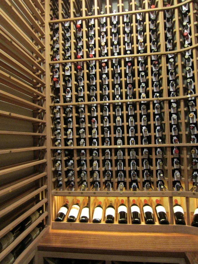 Back-End-Wall-Staircase-Custom-Wine-Cellar-Project-Frisco-Texas