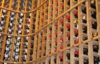 True Radius Corner Wine Rack