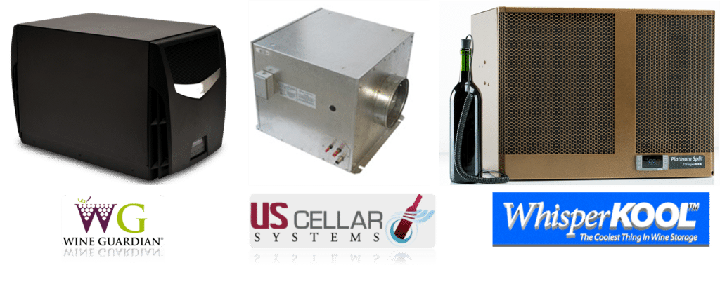 wine cellar refrigeration systems
