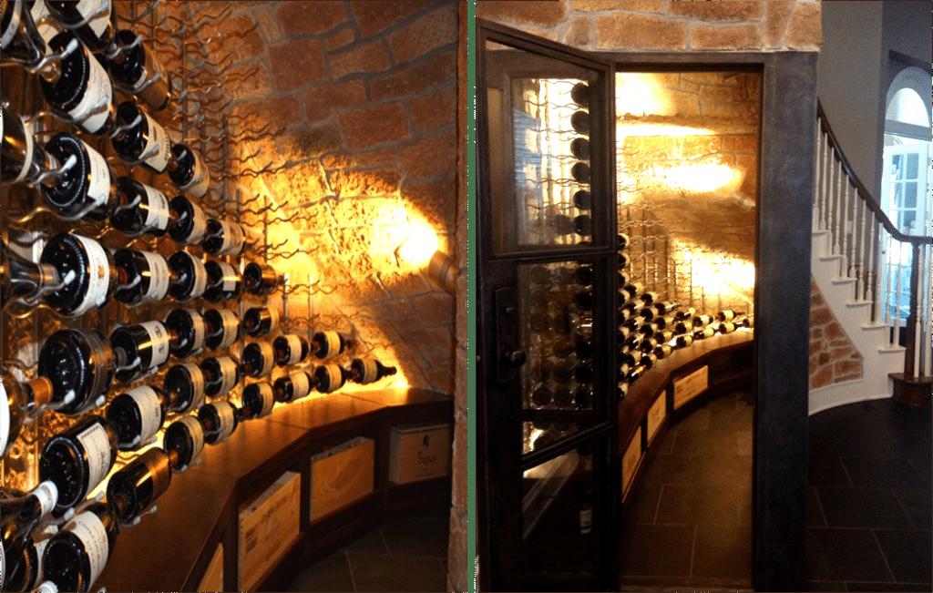 Meyer wine cellar