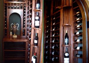 Nelson wine cellar