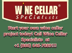 Wine Cellar Specialists Houston Texas