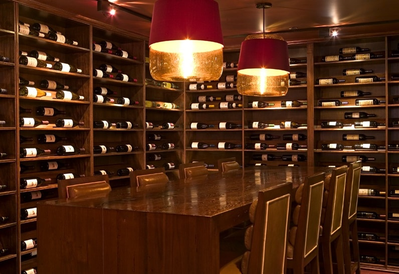 Residential Wine Cellar Houston