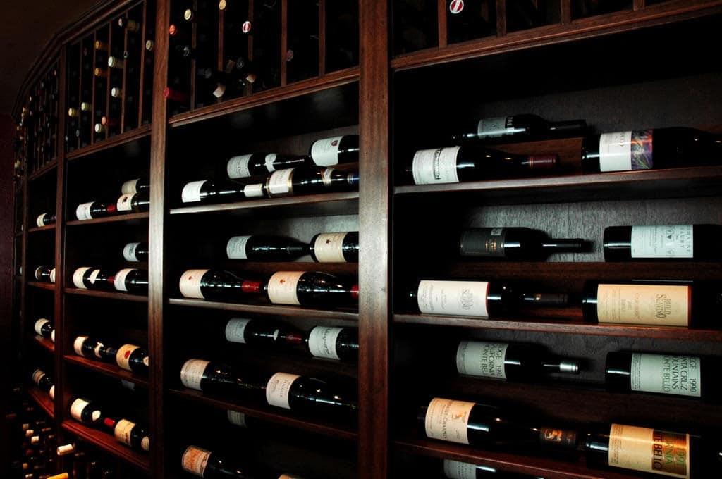 Wines and Wine Storage