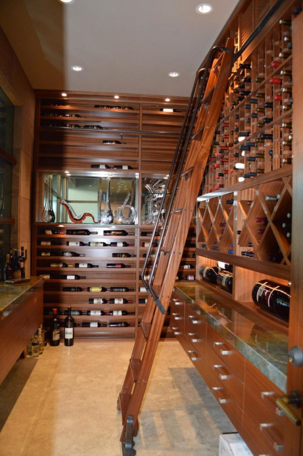 home wine room lighting effect. Astounding Design For A Custom Wine Cellar Extension Project In Houston Home Room Lighting Effect