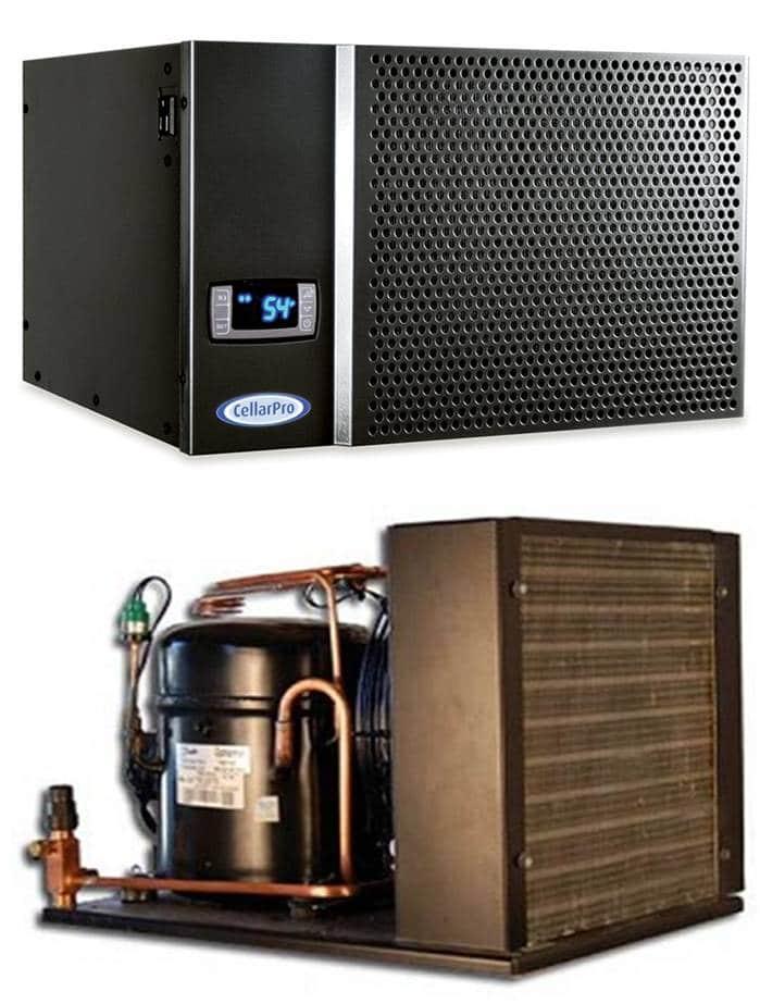 CellarPro Wine Cellar Cooling System