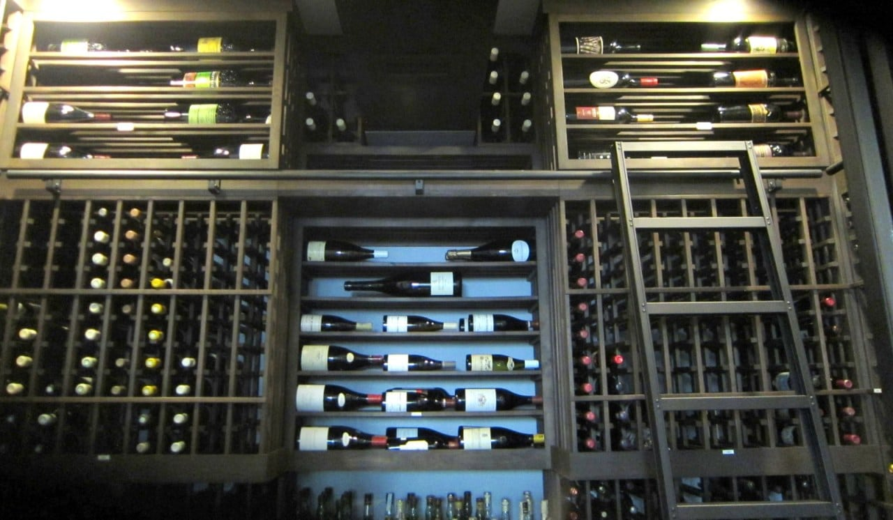 LED Wine Cellar Lighting