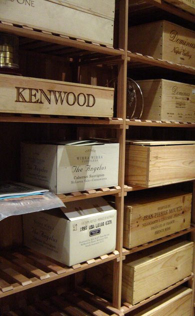Correct Wine Cellar Construction Will Preserve Your Wines from Damage