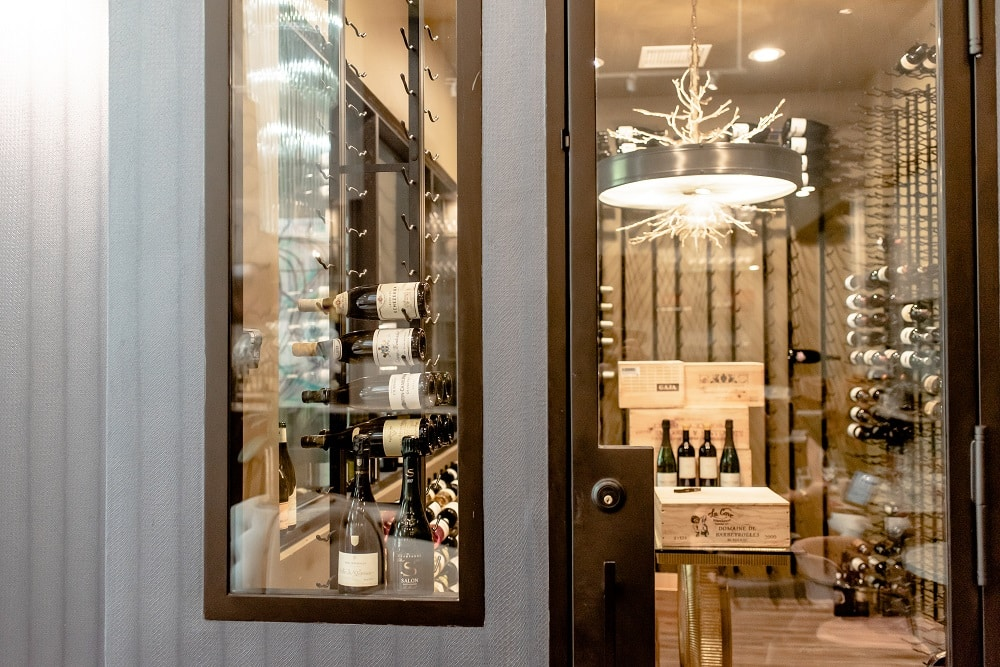 Get a fast quote from our wine cellar designers now! Click here!