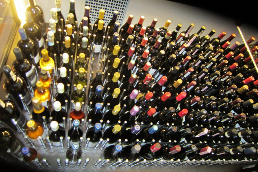FREE 3D drawing of your ideal wine cellar here!