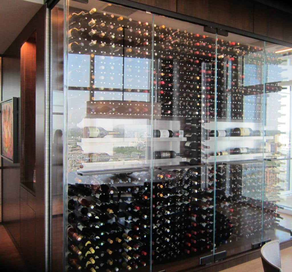 Get your future wine cellar designed by an expert. Click here!