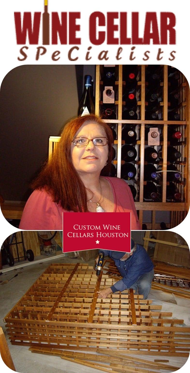 Top-Notch Wine Cellar Designer in Houston